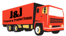 J&J Truck and Trailer Repair logo