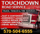 Touchdown Road Service Inc. logo