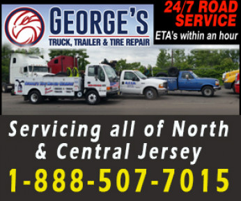 George's Truck and Tire Repair - Shop Logo