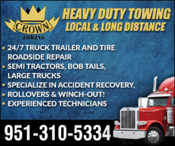 CROWN TOWING LLC. & MOBILE TRUCK REPAIR Logo
