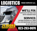 Logistics Road Service LLC. logo