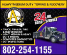 A's Auto and Truck Repair logo