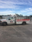 A photo of the BULK TIRE & REPAIR SOLUTIONS, LLC. service truck