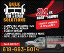 BULK TIRE & REPAIR SOLUTIONS, LLC. logo