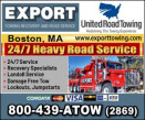 EXPORT TOWING logo