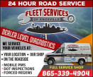 FLEET SERVICES OF KNOXVILLE, INC. logo