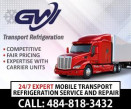 GW Transport Refrigeration logo