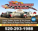 Mobile Maintenance and Towing, LLC logo