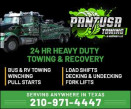 Pantusa Towing & Recovery, LLC logo