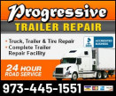 Progressive Trailer Repair logo