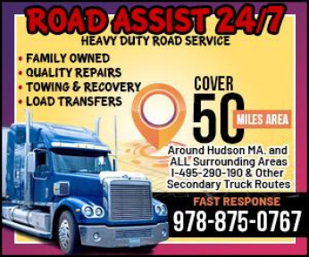 Road Assist 24/7 Inc. Logo