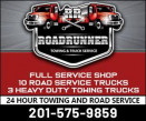 Roadrunner Towing And Truck Service Inc. logo