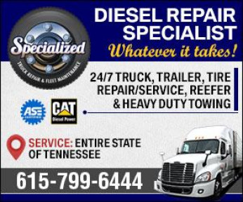 SPECIALIZED TRUCK REPAIR - FAMILY OWNED Logo