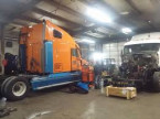 A photo of the workshop at SPECIALIZED TRUCK REPAIR - FAMILY OWNED