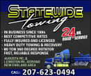 STATEWIDE TOWING & RECOVERY logo