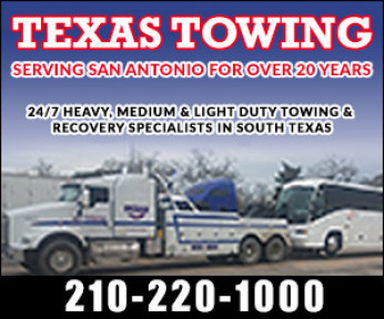 Texas Towing & Roadside Assistance Logo