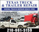 Texas Truck and Trailer Repair logo